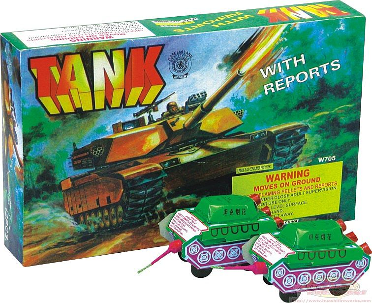 Tank(with reports)